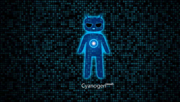 CyanogenMod New School Design