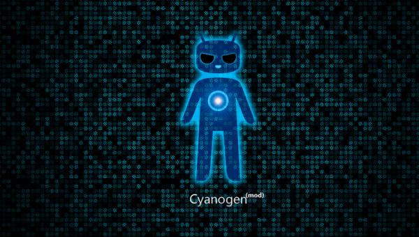 CyanogenMod New School Design