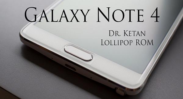 Dr Ketan's ROM
