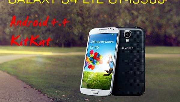 Samsung Galaxy S4 LTE I9505