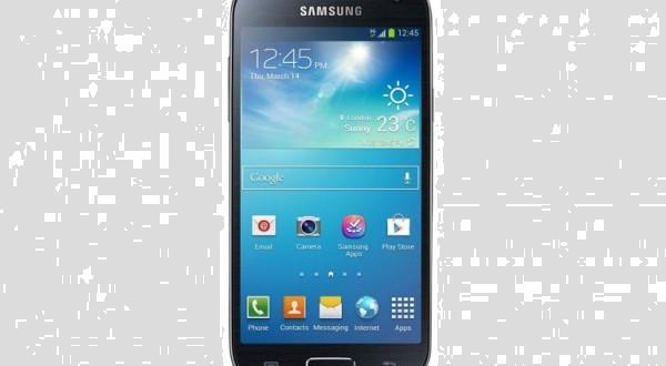 Samsung Galaxy S4 Mini dark