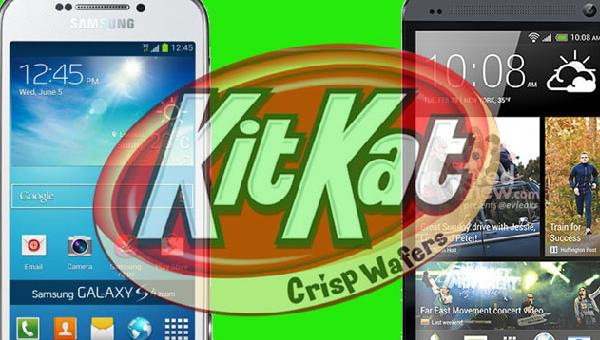 Galaxy S4, HTC M8