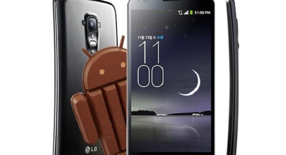 LG G Flex KitKat