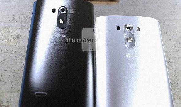 LG G3 new colors