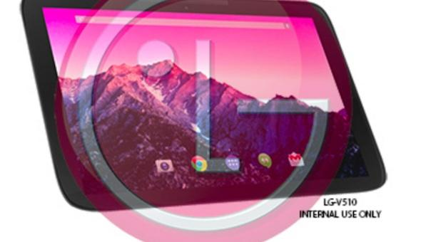 LG print Nexus 10