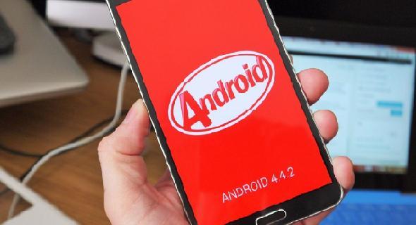 Galaxy Note 3 KitKat