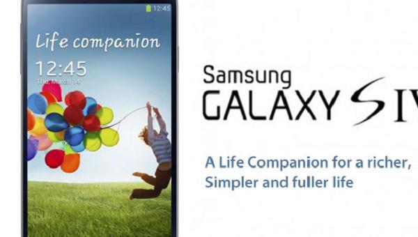 Samsung S4 life companion