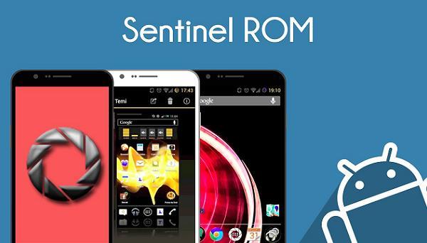 Sentinel ROM