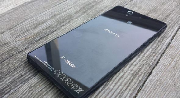 T-Mobile Xperia Z