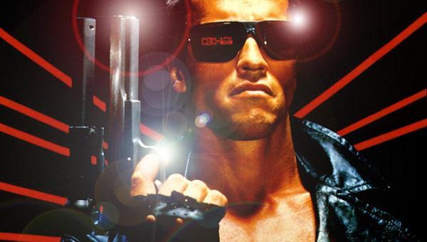 Terminator sunglasses-
