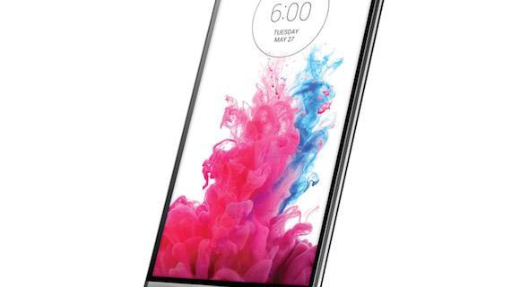 Titanium LG G3
