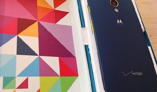 Verizon Moto X