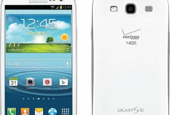 Verizon Samsung Galaxy S3