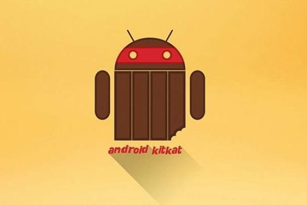 Android KitKat Ninja Turtle