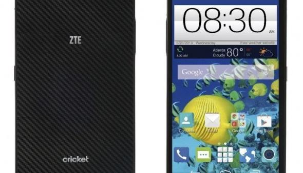 Cricket ZTE Grand XMax