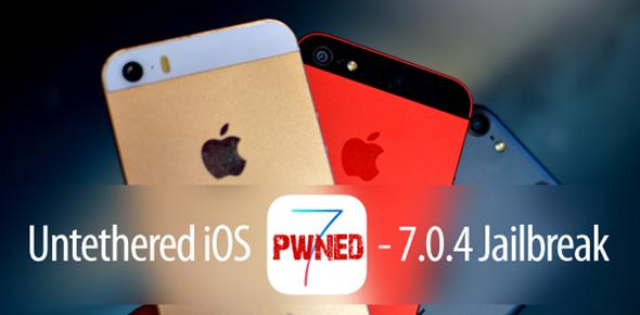 iOS 7 untethred jailbreak