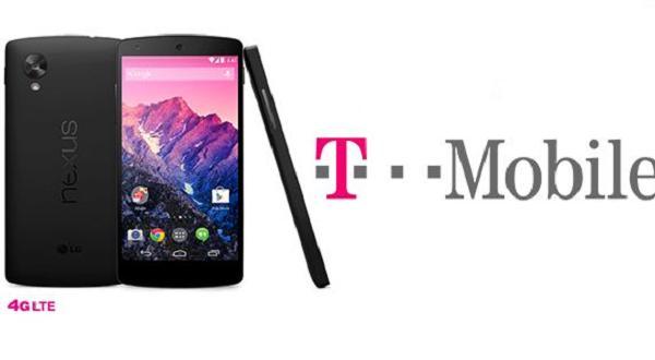 Nexus 5 T-Mobile