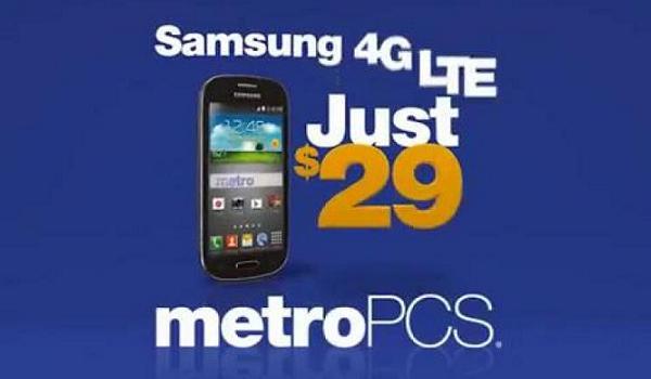 Samsung Galaxy Light MetroPCS