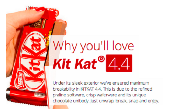 Why you'll love KitKat