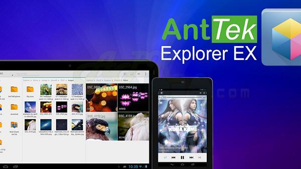 AntTek Explorer pro
