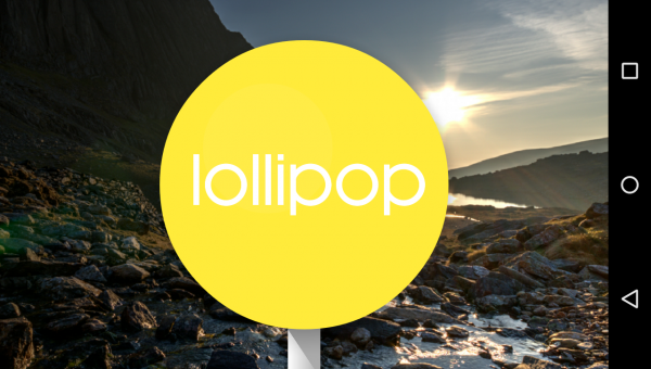 Android Lollipop stock ROM