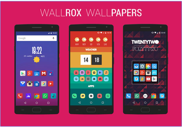 Wallrox Wallpapers