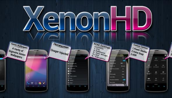Xenon HD