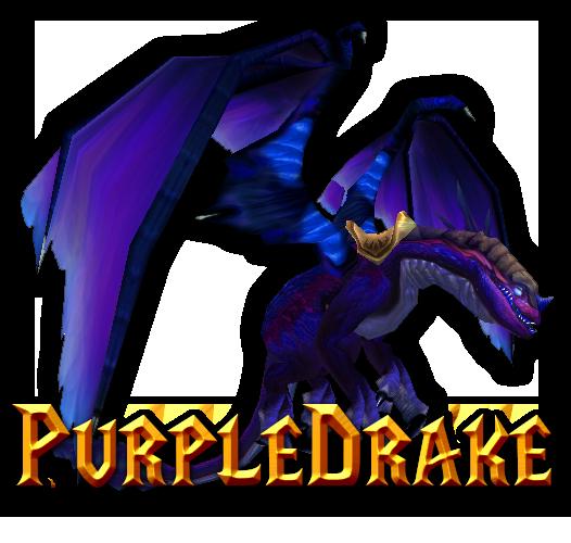 purpledrake