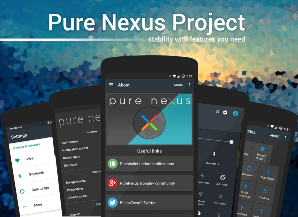 Pure-Nexus-Project