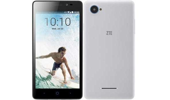 ZTE Blade A450