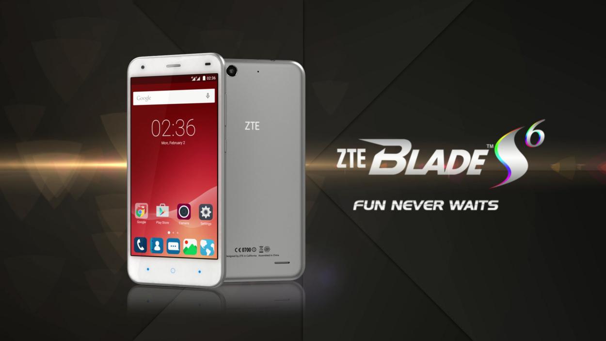 ZTE Blade S6 Q5-T