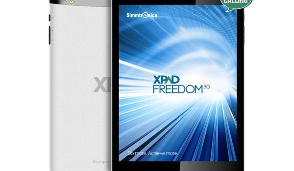 Simmtronics Xpad Freedom