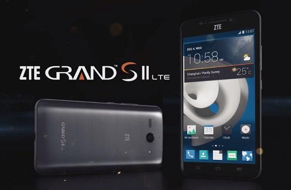 ZTE Grand S2 LTE