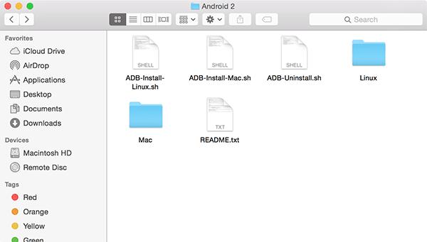 ADB for Mac