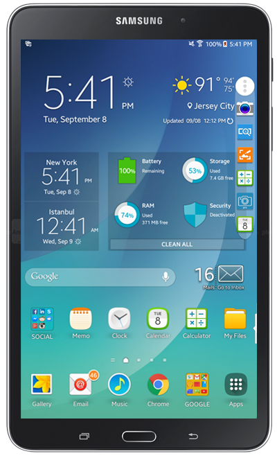 Best Custom ROMs for Samsung Galaxy Tab 4 | ConsumingTech