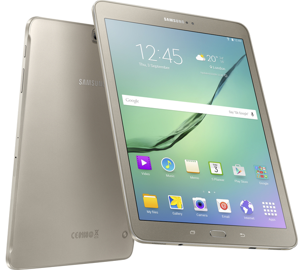 TWRP for Samsung Galaxy Tab S2 9.7