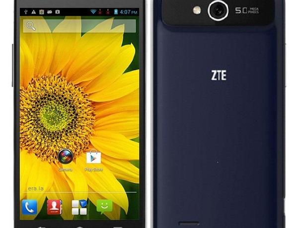 How to Root ZTE V967S