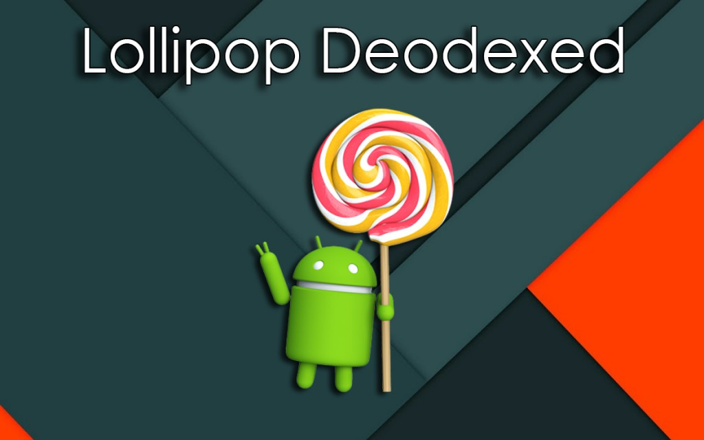 Deodexed Lollipop