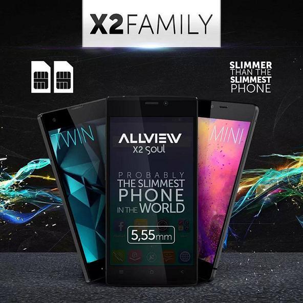 Allview X2
