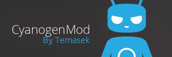 CyanogenMod-by-Temasek
