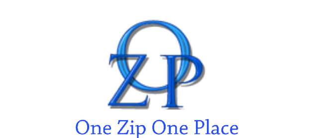 One Zip One Place