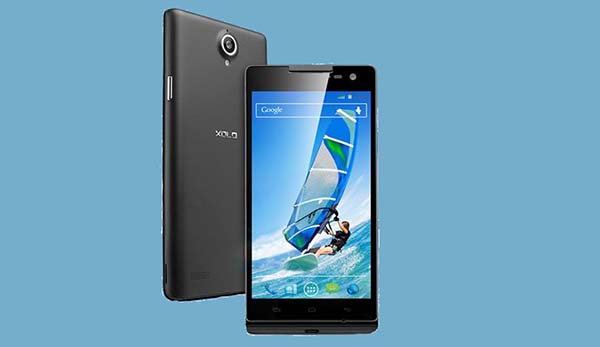 Recovery for XOLO Q1100