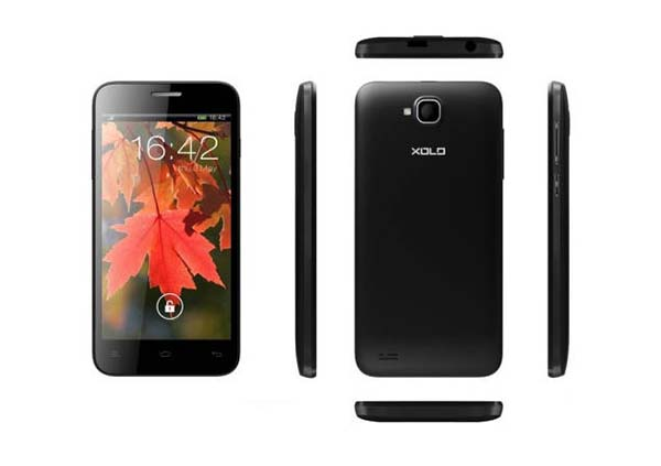 Recovery for XOLO Q800