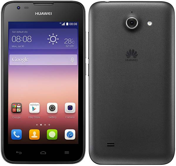 Rooting the Huawei Y550