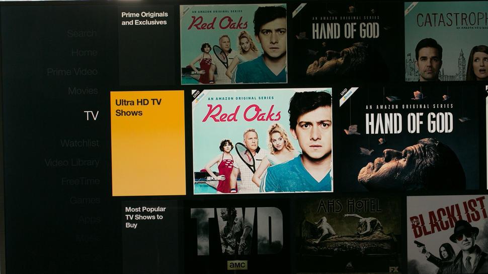Amazon Fire TV 2015
