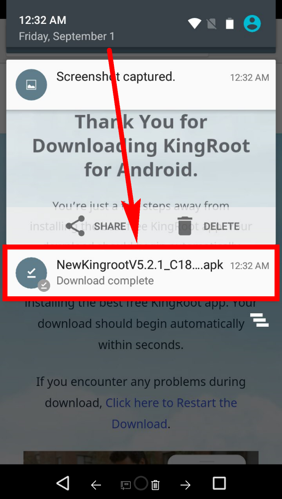 Download KingRoot APK for Android 8 0 (Oreo) | ConsumingTech