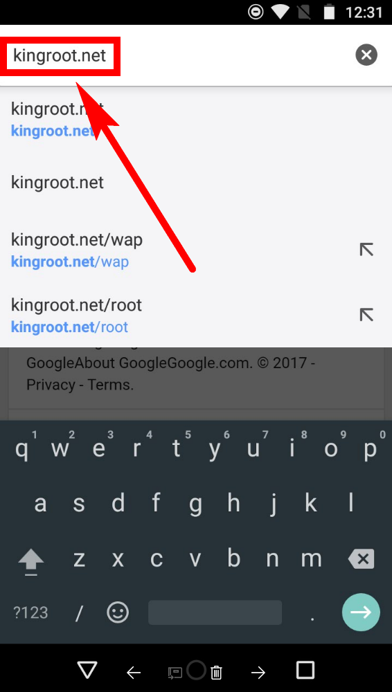 Download KingRoot APK for Android 7 1 1 (Nougat) | ConsumingTech