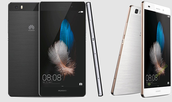 Recovery for Huawei P8 Lite