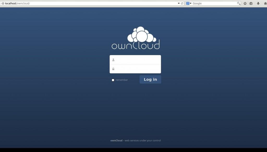 OwnCloud Linux app