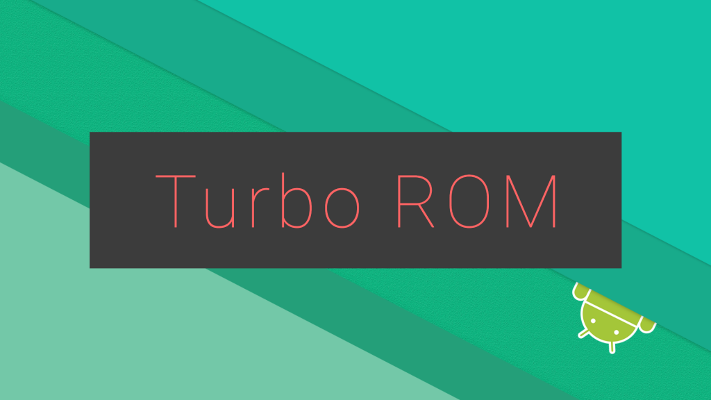 Turbo ROM